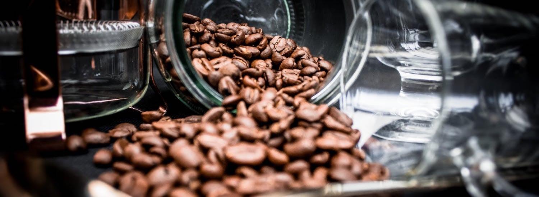 Coffee storage