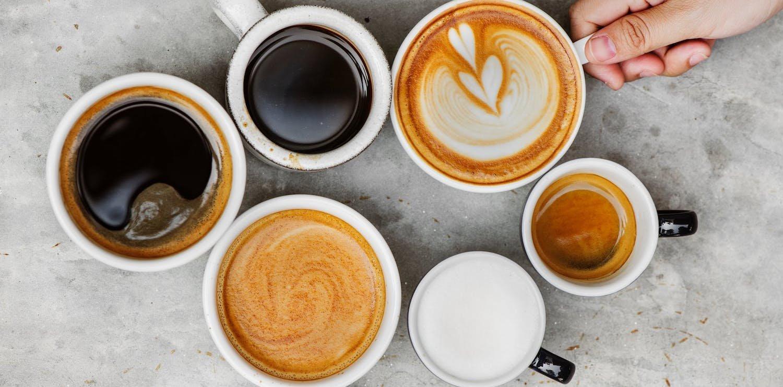 Coffee versatility