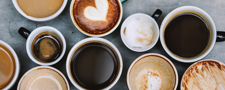 Multiple coffees