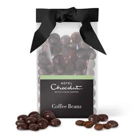 choc coffee beans