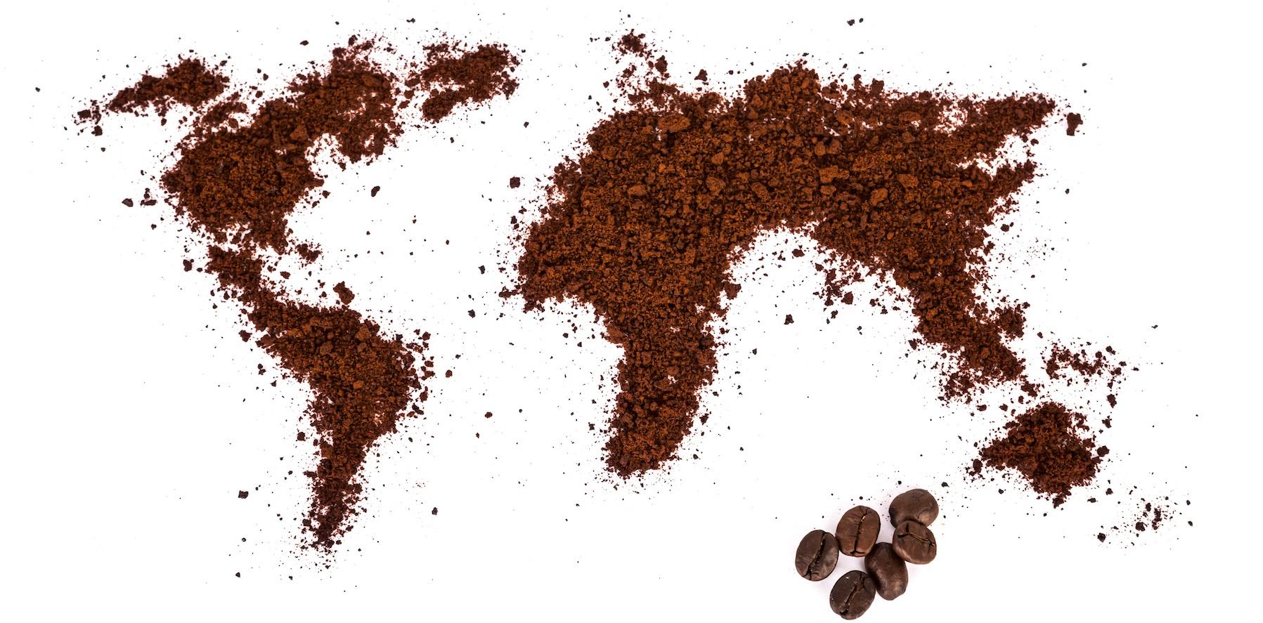 coffee consumption   world